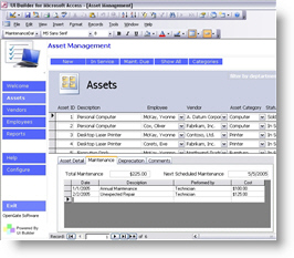 Microsoft Access Templates - Powerful MS Access templates built on ...
