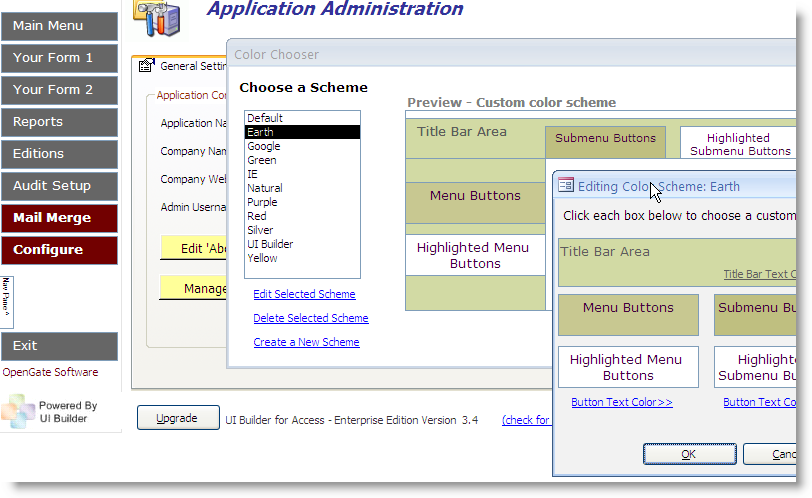 Color%20Schemes Online Form Builder With Database on how develop, academic journals, graph table, clip art,